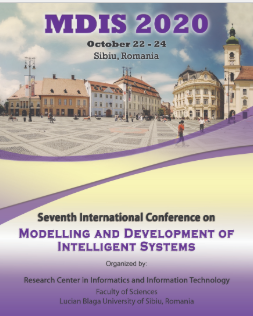 Proceedings of MDIS Conference published by Springer