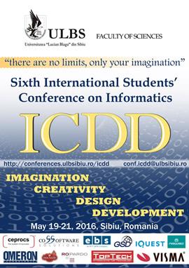 ICDD 2016