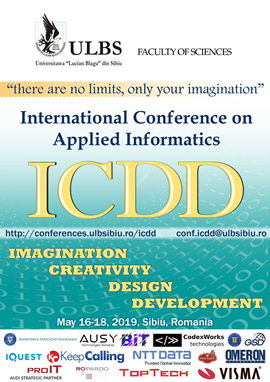 ICDD 2019
